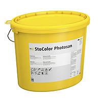 StoColor Photosan 15 л, фасадная краска с фотокаталитическим эффектом