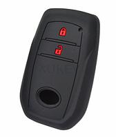 Силиконовый чехол на ключ Toyota Hilux Innova Rav4 Fortuner, фото 1