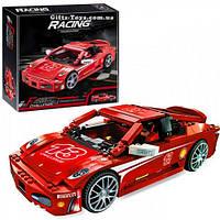 "Конструктор DECOOL (аналог LEGO Technic 8143) ""Спорткар Ferrari F430"" 512 детали, 8613"