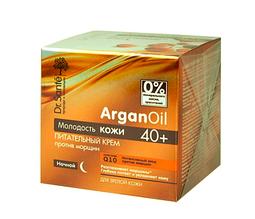 40+ Крем Живильний нічний Dr.SANTE ArganOil