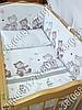 Пододеяльник 105х145 см на одеяло в детскую кроватку. Цвета в ассортименте, фото 5