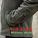 """Толстовка тактическая """"ULTIMATUM"""" OLIVE, фото 8"""