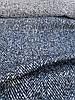 Шерстяная пальтовая глянцевая ткань в ёлочку