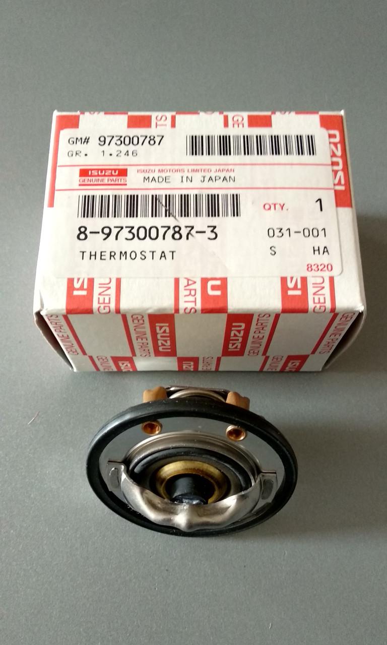 Термостат Isuzu 4HK1 4HE1 4HF1 4HG1T 4HG1 8973007873