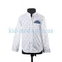 Рубашка Zara с кармашком-платком для мальчика