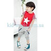 """Комплект спортивный """"Star"""" для мальчика (футболка, шорты)"""