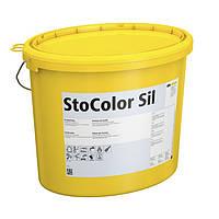 StoColor Sil 15 л, силикатная фасадная краска