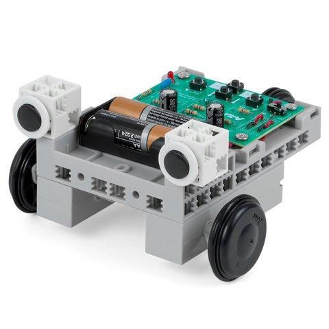 Конструктор Artec Программируемый робомобиль BT, для развития детей