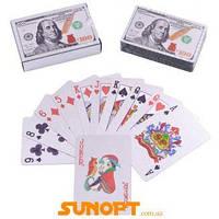 Пластикові карти Silver Dollar