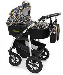 Детская коляска универсальная 3 в 1 Verdi Sonic 34 (Верди, Польша)