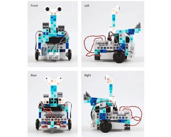Конструктор Artec Robotist Сенсорна машинка,  для розвитку дітей