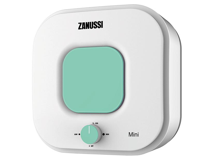 Водонагреватель электрический Zanussi ZWH/S 10 Mini U (Green)