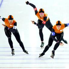 Конькобежный спорт, общее
