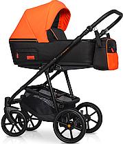 Детская универсальная коляска 2 в 1 Riko Swift 24 Party Orange