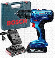 Аккумуляторная дрель -  шуруповерт Bosch GSB 180-LI PROFESSIONAL