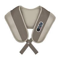 🔝 Массажная накидка Cervical Massage Shawls, массажер для плеч, способствует похудению, разбивает соли на спине , Масажні накидки і масажні подушки