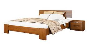 Кровать Титан 120х190 Бук Щит 103 (Эстелла-ТМ), фото 2