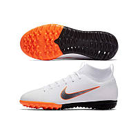Шиповки Nike JR MercurialX SuperflyX 6 Academy GS TF AH7344-107, фото 1