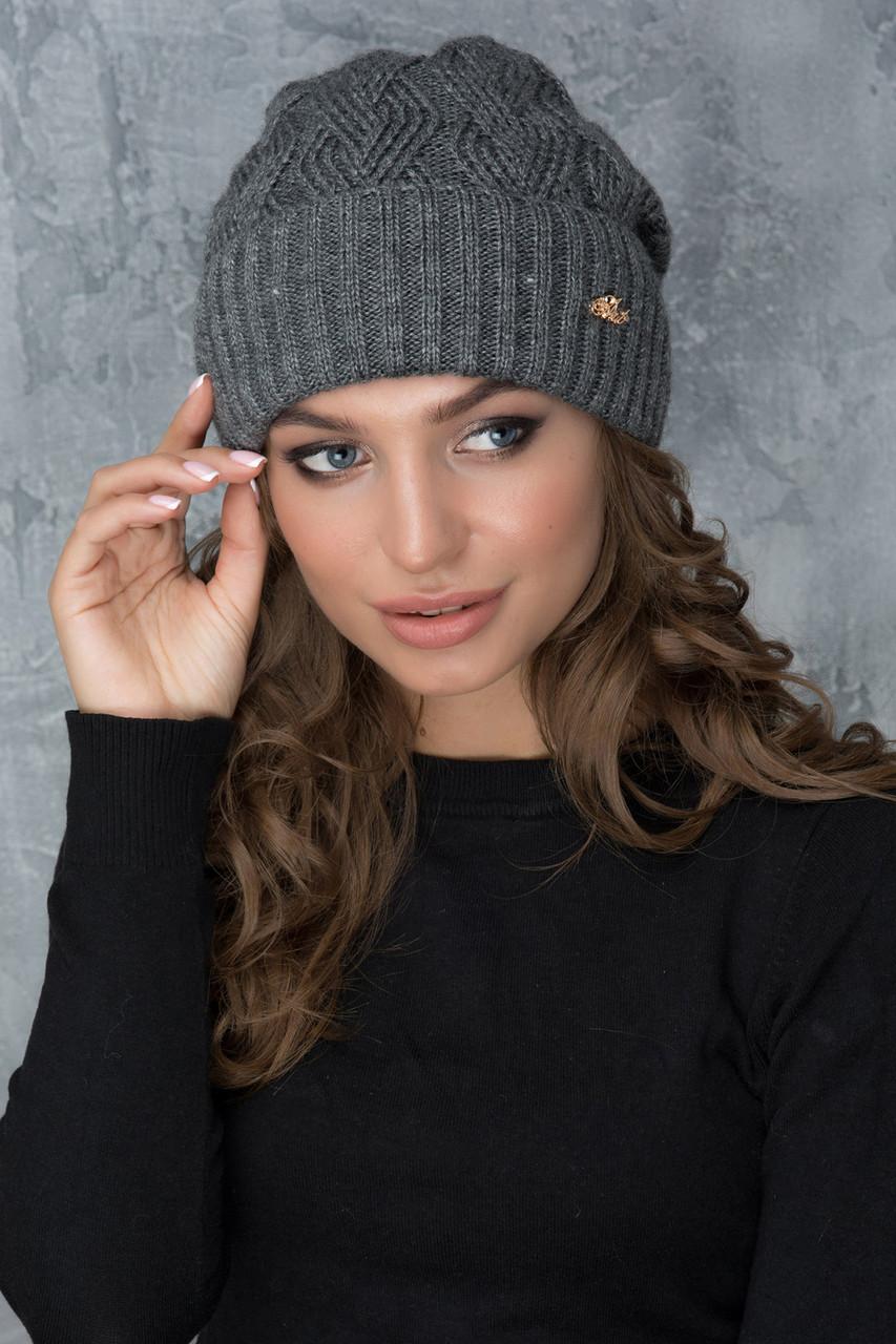 Женская шапка «Жанет»