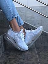 "Кроссовки Nike Air Max 720 Nos Differences ""Белые"", фото 2"