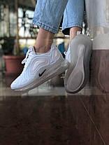 "Кроссовки Nike Air Max 720 Nos Differences ""Белые"", фото 3"