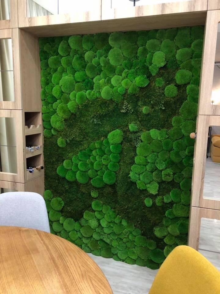Услуги по озеленению в  помещениях