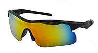 🔝 Солнцезащитные тактические антибликовые очки anti glare Bell Howell Tac Glasses для водителей, Антиблікові окуляри, окуляри для водіїв, Антибликовые