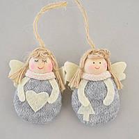 "Набор подвесок ""Милые ангелочки"" № 2, 2шт."