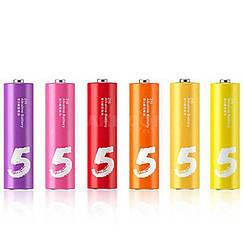 Батарейка HOCO Rainbow AA (10шт)