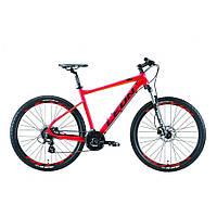 "Велосипед Leon 27.5"" XC 80 HDD 2019 (красно-оранжевый) (OPS-LN-27.5-041)"