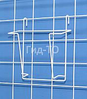 Карман навесной для стендов формата А5