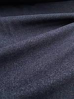 Кашемир темно - серого цвета, фото 1