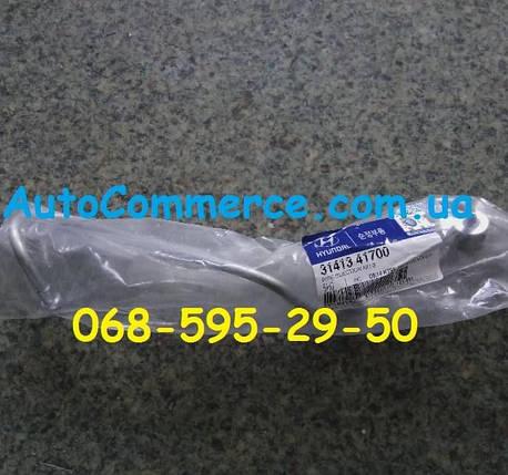 Трубка форсунки №3 Hyundai HD65, HD72 Хюндай Богдан А069 (D4AL 3.3 L), фото 2