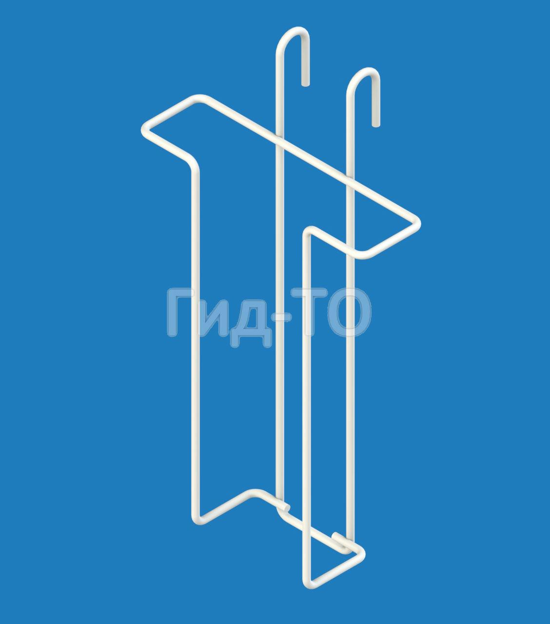 Карман навесной для стендов формата А6