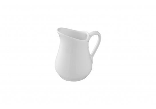 Молочник (120мл) Alt Porcelain CaBaRe Белый (YF221)