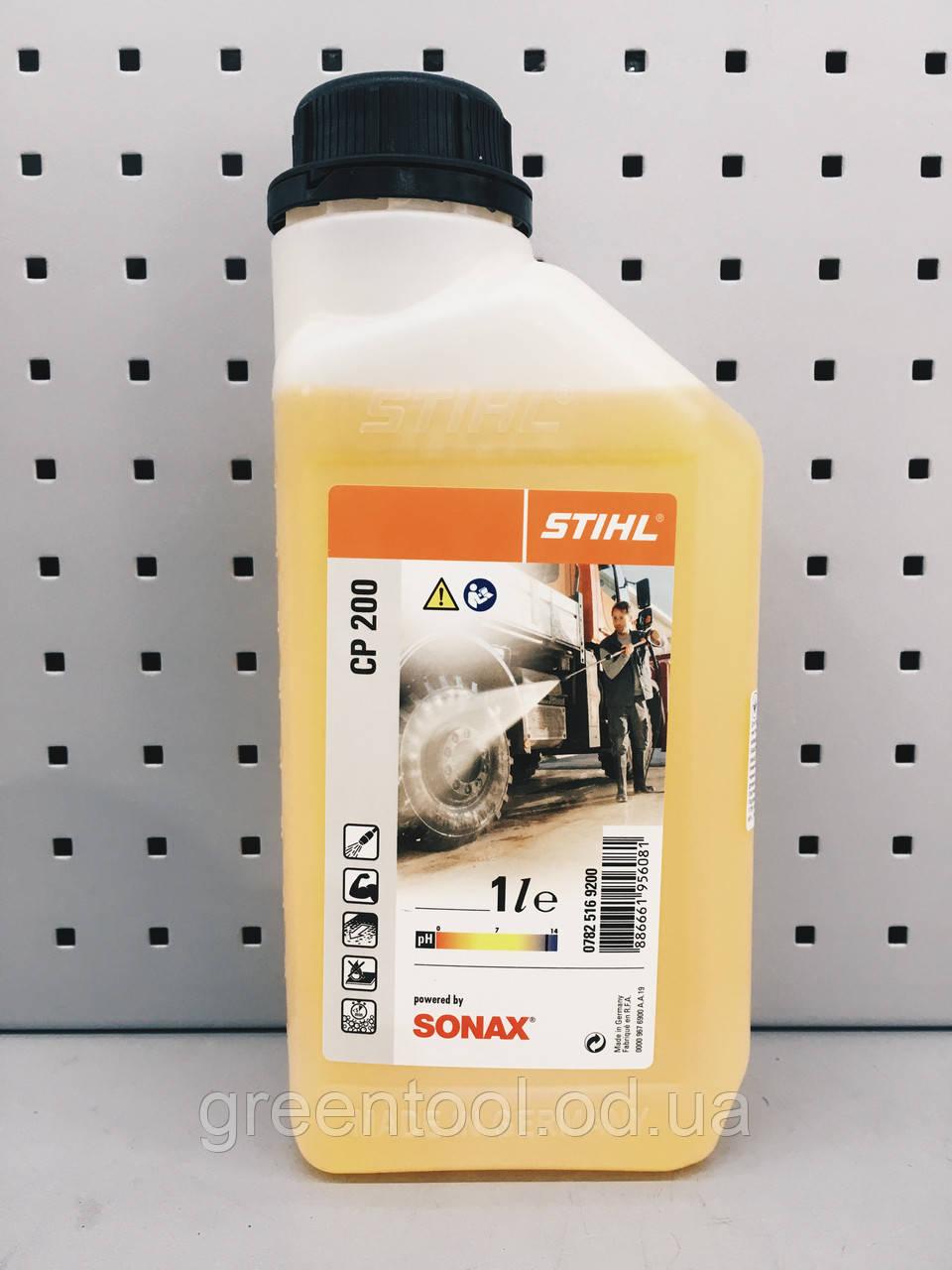 Профессиональное автомобильное моющее средство STIHL
