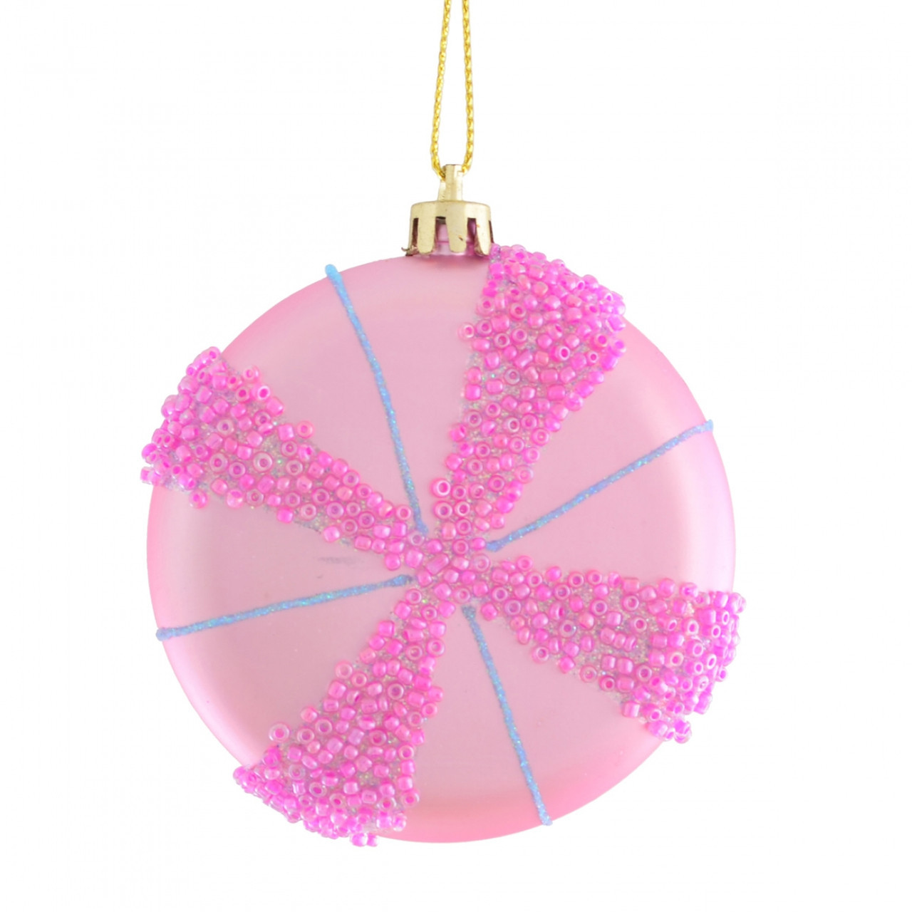 "Шар ""Розовые мечты"", розовый d-8 см"