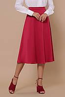 Женская юбка фуксия мод.№38