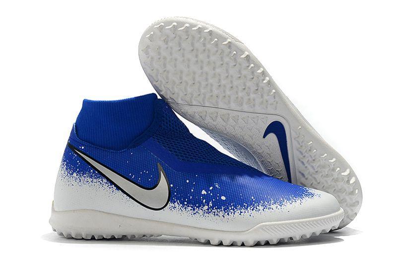 Сороконожки Nike Phantom Vision Elite DF TF blue/white