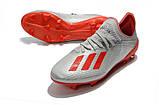 Бутсы Adidas X 18.1 FG grey, фото 3