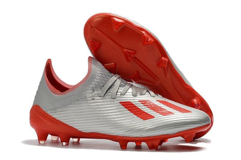 Бутсы Adidas X 18.1 FG grey