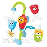 Развивающая игрушка для купания, для ванны Волшебный кран Baby Water Toys, игрушка для детей, фото 1