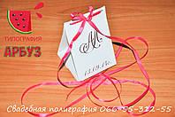 Бонбоньєрки на весілля, весільні бонбоньєрки, фото 1