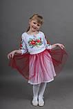 """Дитяча блузка з вишивкою - вишиванка """"Ладочка"""", фото 3"""