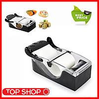 Прибор машинка для приготовления ролов суши Perfect Roll Sushi