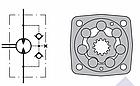 Гідромотор Hydrо-pack MS 315 С, фото 2