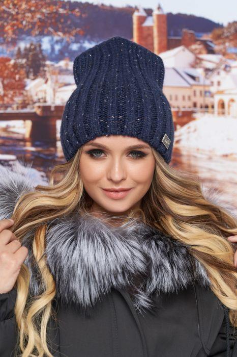 Зимняя женская шапка «Саті»