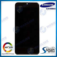 Дисплей на Samsung M205 Galaxy M20 Чёрный(Black), GH82-18682A, Оригинал!