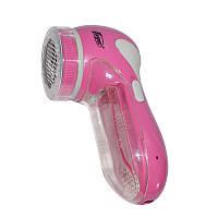 🔝 Машинка для снятия катышков, Target TG-7755, цвет - розовый, для удаления катышков, Машинки для видалення катишек, Машинки для удаления катышек