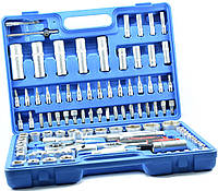 🔝 Набор инструментов 108 предметов, Extra EX-8038, автоинструмент , Наборы инструментов